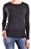Liu Jo Women's Black Modal T-shirt.