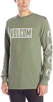 Volcom Men's Knock Long Sleeve T-Shirt