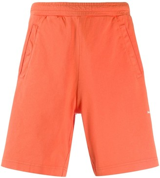 Acne Studios Organic Cotton Track Shorts