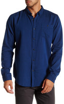 Ezekiel Wailer Long Sleeve Regular Fit Woven Shirt