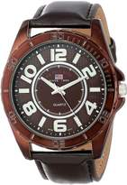 U.S. Polo Assn. Men's Dial Strap Watch US5161
