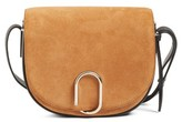 3.1 Phillip Lim Alix Suede Saddle Bag - Brown