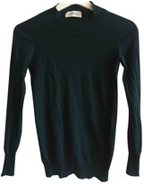 Lemaire Green Wool Top for Women