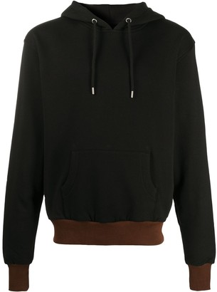 Youths In Balaclava Contrast Trim Hoodie