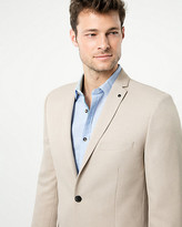 Le Château Mechanical Stretch Slim Fit Blazer