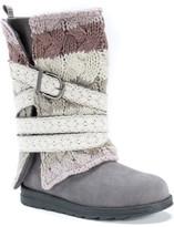 Muk Luks Nevia Convertible Sweater Boot