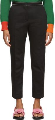 Marni Black Crop Trousers