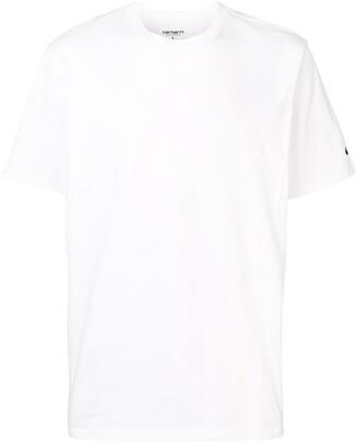 Carhartt Work In Progress Base logo sleeve T-shirt