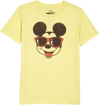 JEM Mickey Mouse Graphic Tee