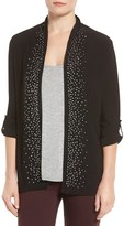 Chaus Women's Embellished Cardigan