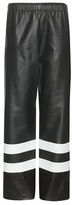 Calvin Klein Collection Leather Trousers