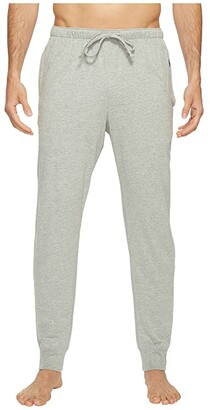 Polo Ralph Lauren Relaxed Fit Jersey Jogger Pants (Polo Black/Red Polo Player) Men's Pajama