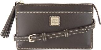 Dooney & Bourke Saffiano Leather Crossbody - Gingy