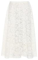 Valentino Lace Skirt