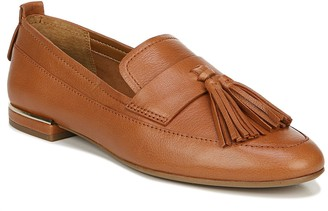 Franco Sarto Slip-On Leather Loafers - Bisma