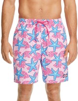 Vineyard Vines Underwater Starfish Chappy Swim Trunks