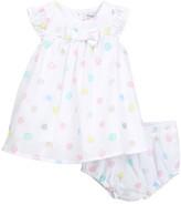 Absorba Dress & Bloomer (Baby Girls)