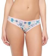Xhilaration Women's Micro Bikini with Lace
