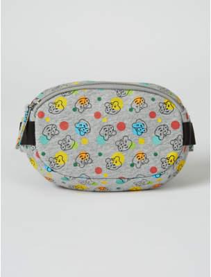 George Children in Need Grey Pudsey Bear Bum Bag