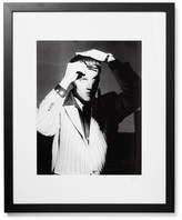 Sonic Editions Framed Elvis On Milton Berle Print, 17 X 21