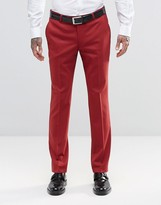 Noose & Monkey Super Skinny Suit Pants with Stretch