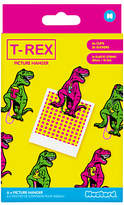 Mustard T-Rex Picture Hanger