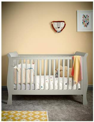 Mamas and Papas Mia Sleigh Cot Bed