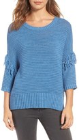 Rebecca Minkoff Women's Fringe Sweater
