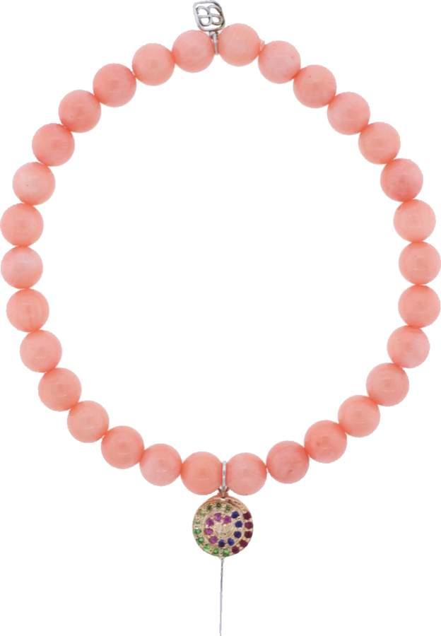 Sydney Evan Lolipop Charm Bracelet