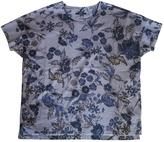 Gucci Purple Cotton T-shirt