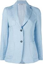 Barena blazer jacket - women - Cotton/Linen/Flax - 38
