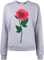 Christopher Kane 'Beauty and the Beast' sweatshirt
