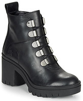 Fly London TAPA women's Low Ankle Boots in multicolour