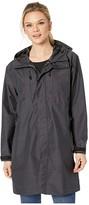 Snow Peak FR Rain Trench (Black) Women's Coat