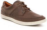 Ecco Men's Collin Nautical Perf Sneakers