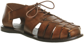 Ask the Missus Dune Woven Sandals