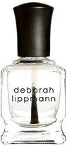 Deborah Lippmann 'Fast Girls' Base Coat - No Color