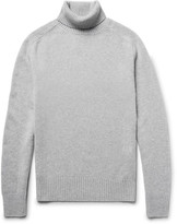 Tomas Maier Cashmere Rollneck Sweater - Gray