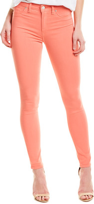 Hudson Jeans Barbara Flamingo High-Rise Super Skinny Ankle Cut