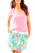 Lilly Pulitzer Terry Pull On Skirt
