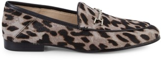Sam Edelman Loraine Calf-Hair Bit Loafers
