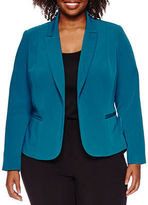 Womens Teal Blazer - ShopStyle