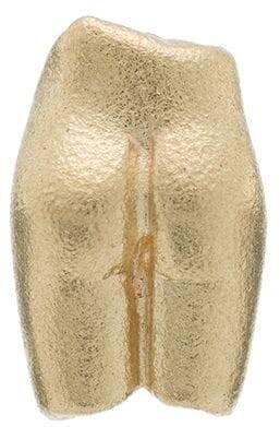 Anissa Kermiche 9kt Yellow Gold Derriere Earring