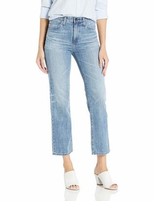 AG Jeans Women's Rhett Vintage high-Rise Straight