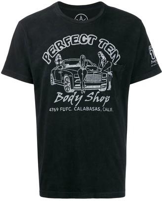 Body Shop print T-shirt