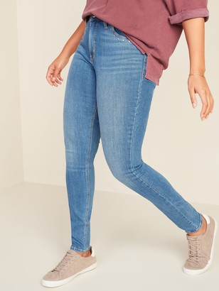 Old Navy High-Waisted Rockstar Super Skinny Studded Jeans for Women