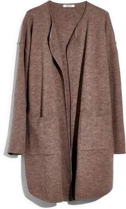 Madewell Minetta Sweater Coat