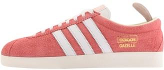 adidas Gazelle Vintage Trainers Pink