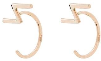 Melissa Joy Manning 14kt Yellow Gold Earrings