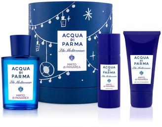 Acqua di Parma Blu Mediterraneo Mirto di Panarea Set